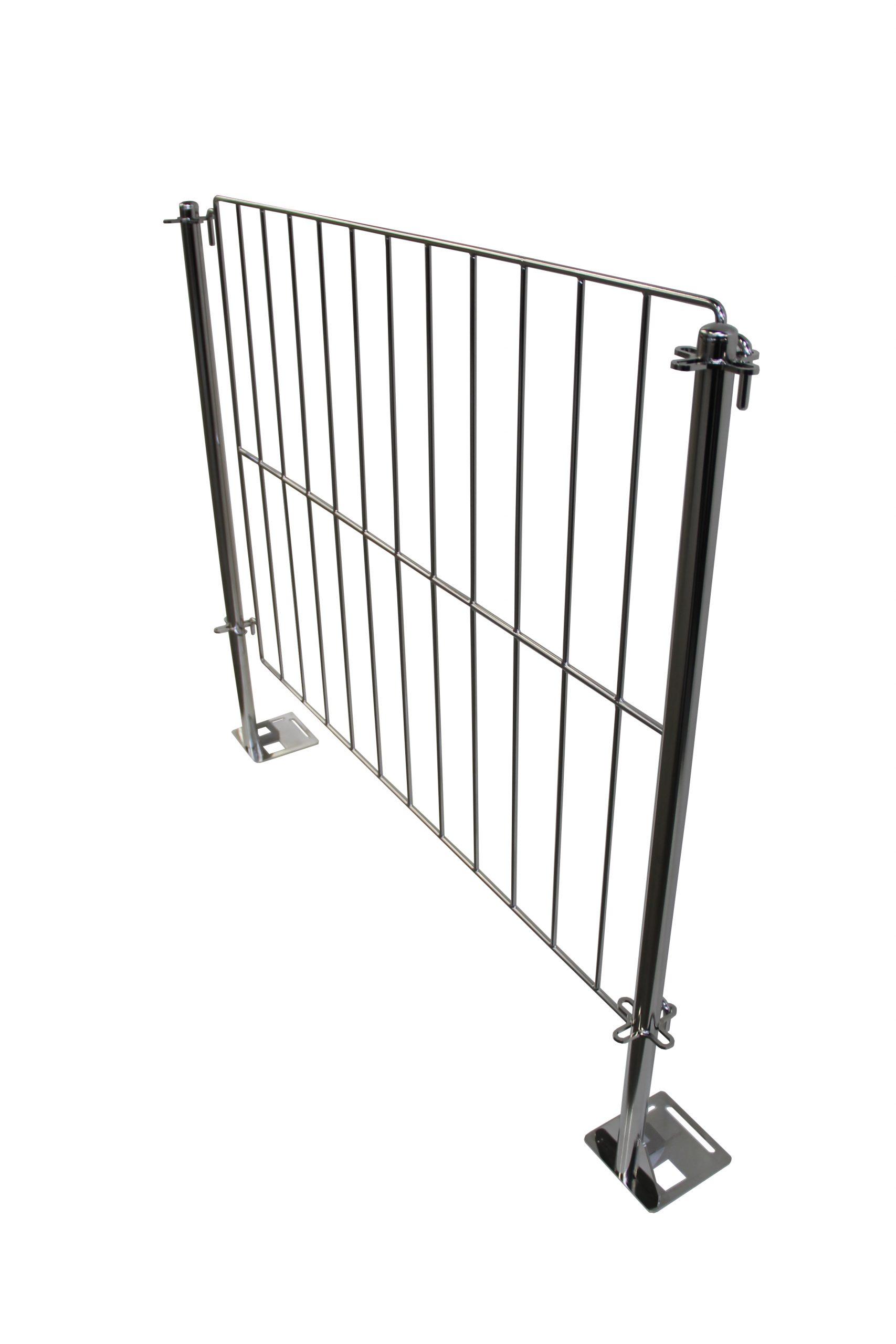 Barriere De Protection Multidirectionnelle Profil