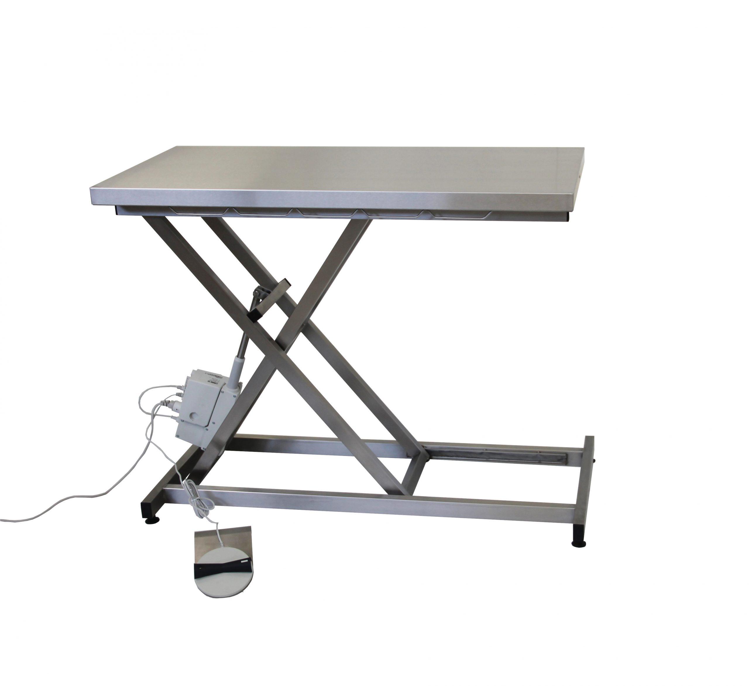 Table Consultation électrique