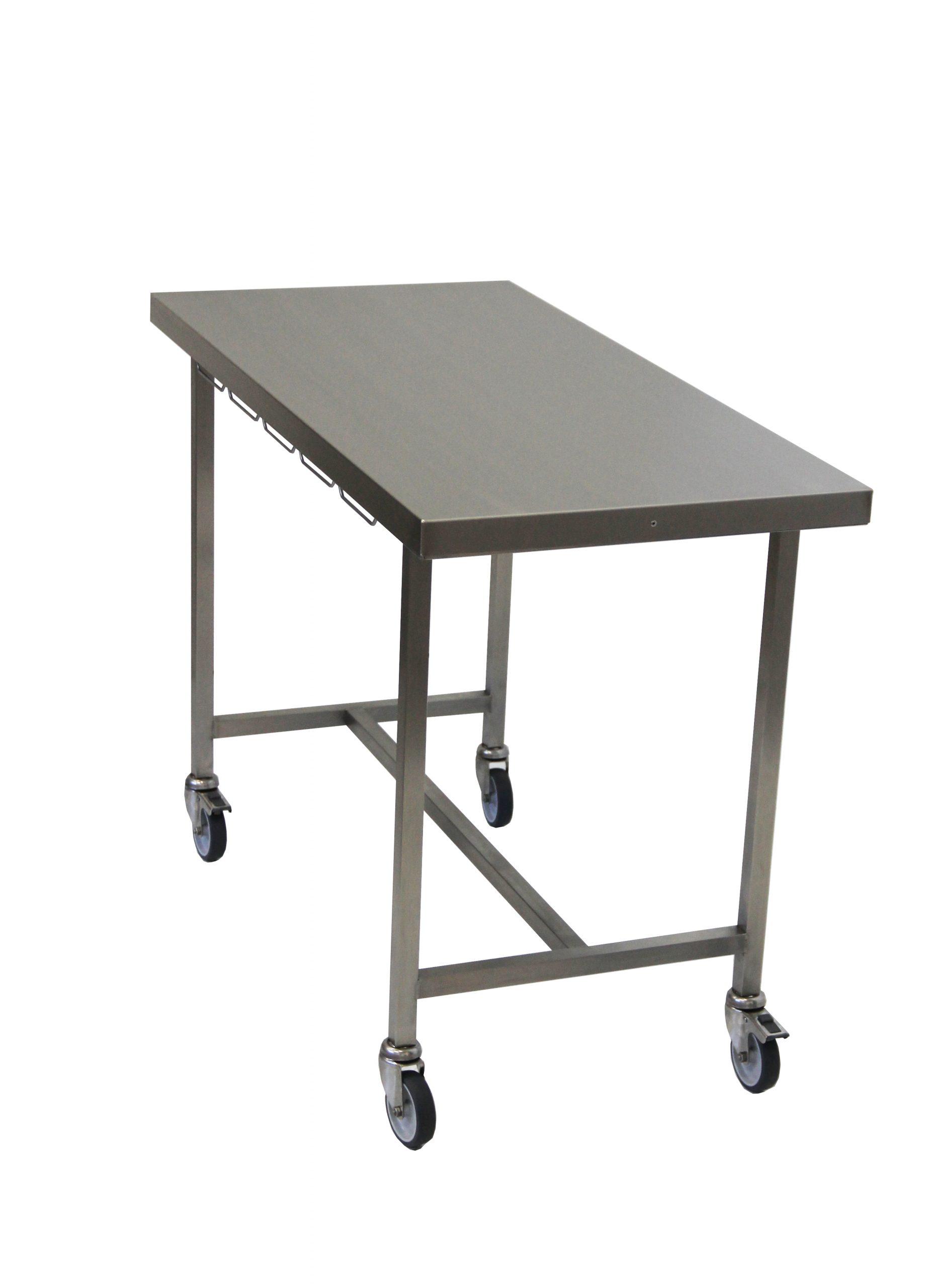 Table Consutation Vétérinaire Roulettes