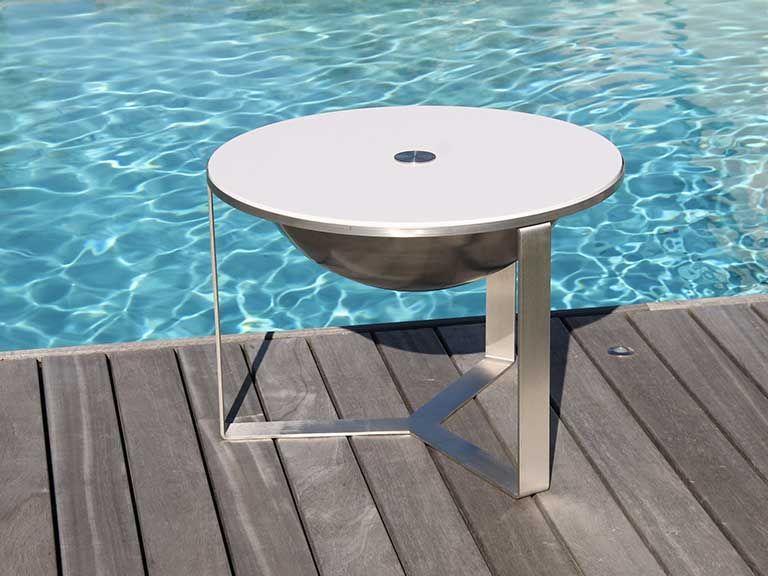 Table brasero ZOUM