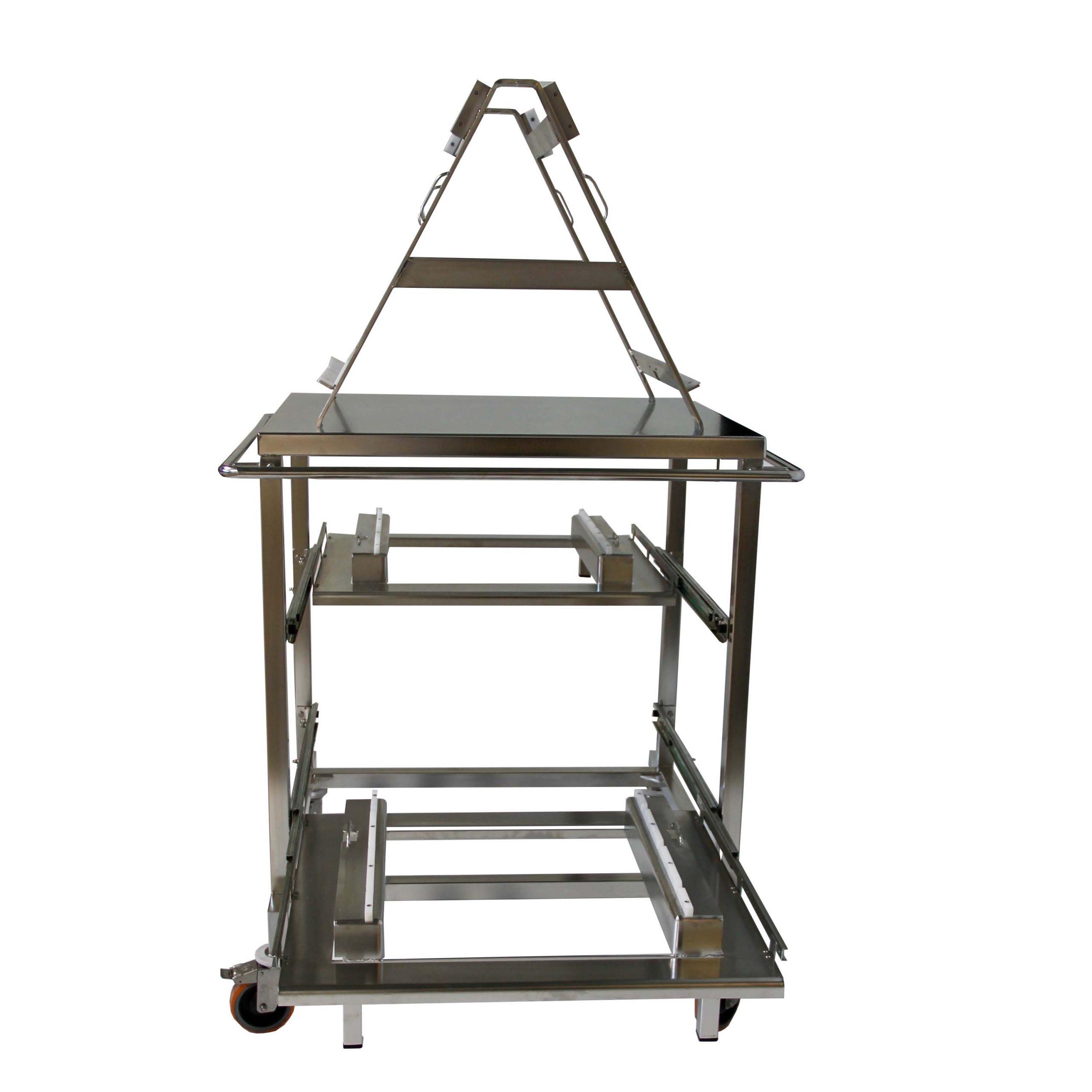 Rack De Rangement Mobile Board